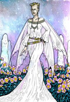 Weisse Frau