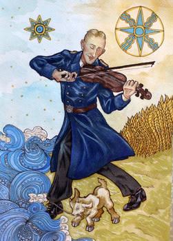 Heydrich Tarot ver 2.0 - The Fool