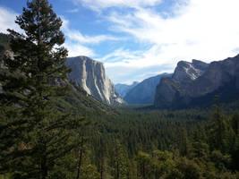 Yosemite National Park by ShadowDoctrine