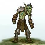 Monster Sketch - Goblin