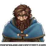 Daily Drawing - Arngrim's Hair