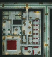Battlemap - Daggerlad Hideout - Sewers by RoninDude