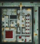 Battlemap - Daggerlad Hideout - Sewers