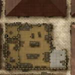 Battlemap - Daggerlad Hideout - Warehouse
