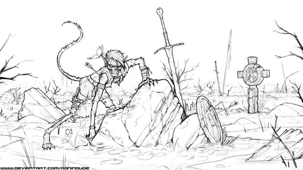 WIP - Undead Swamp