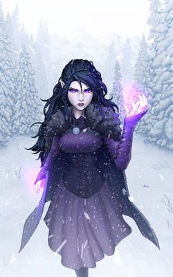 Cover - Snowfall