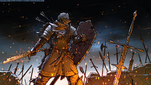 Dark Souls - Dying Flame