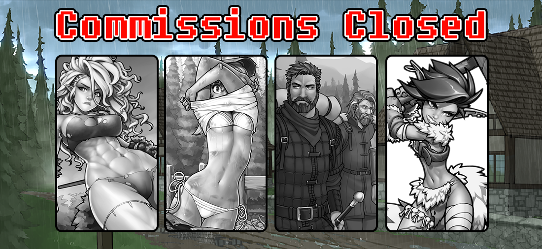 Commissions Closed!