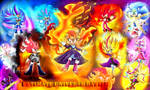 Ultimate universe battle ( new fusion was born!!) by XxLailaHell7fireX