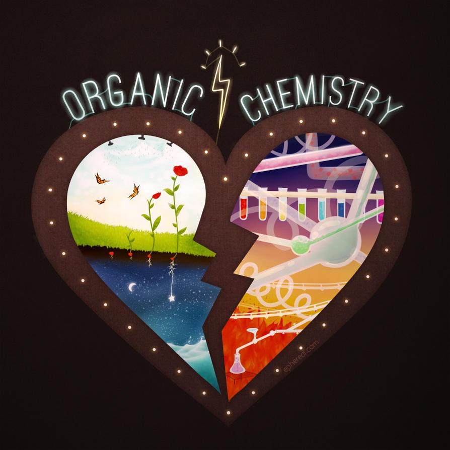 Organic Chemistry by Organic Chemistry Painting