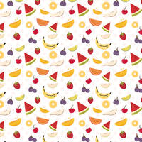 Fruit Punch Seamless Pattern by electrifried