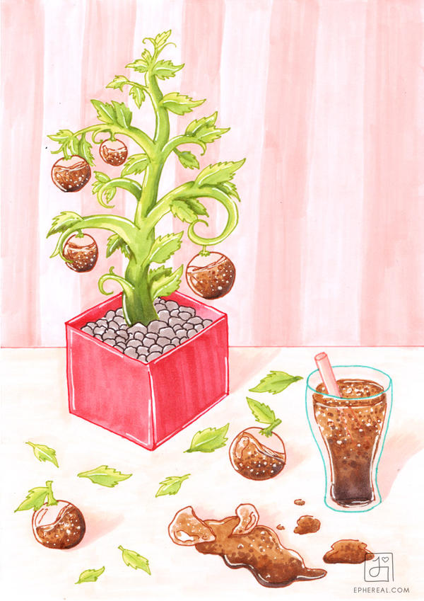 Herb Garden: Cola by electrifried