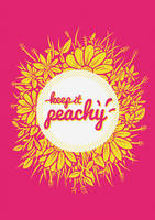 Keep it Peachy by electrifried