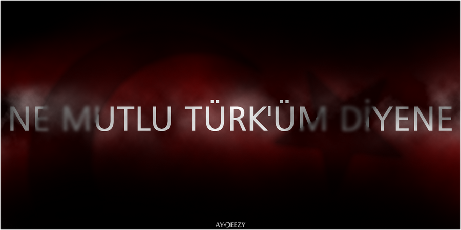 AY Deezy™ Blessed_is_who_says_Im_Turkish_by_AYDeezy