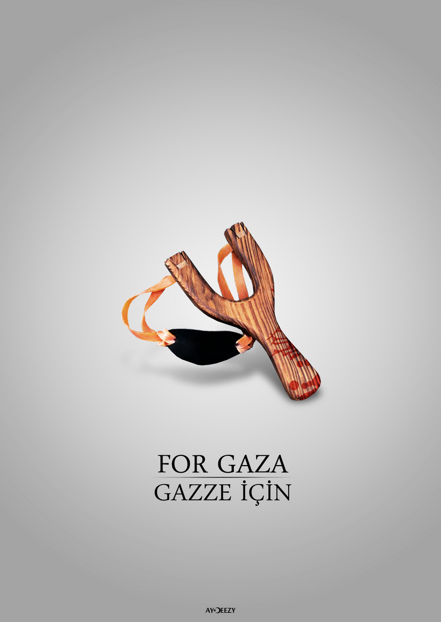 For Gaza by AYDeezy
