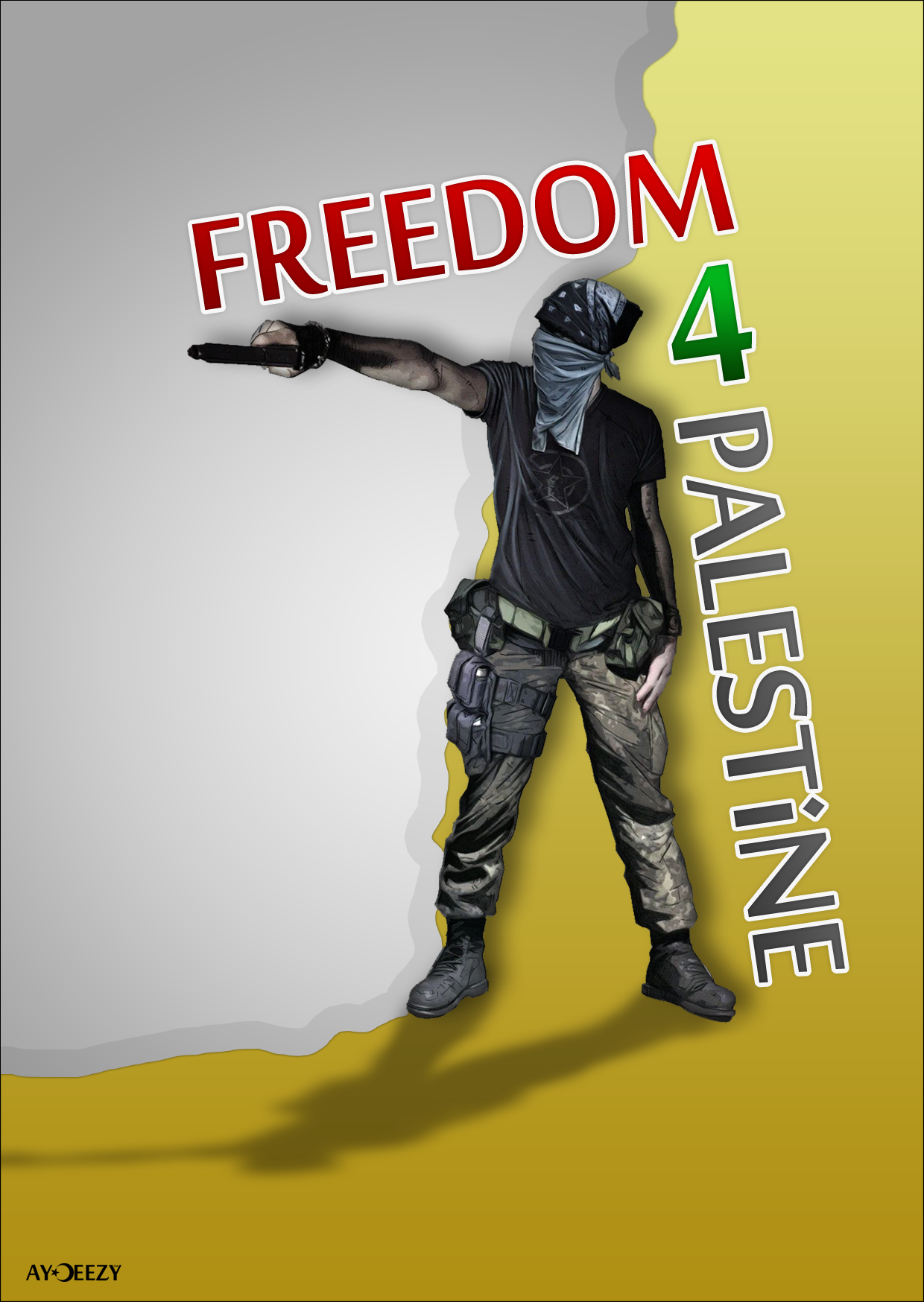 AY Deezy™ Freedom_for_palestine_v_2_0_by_aydeezy-d2yhtul
