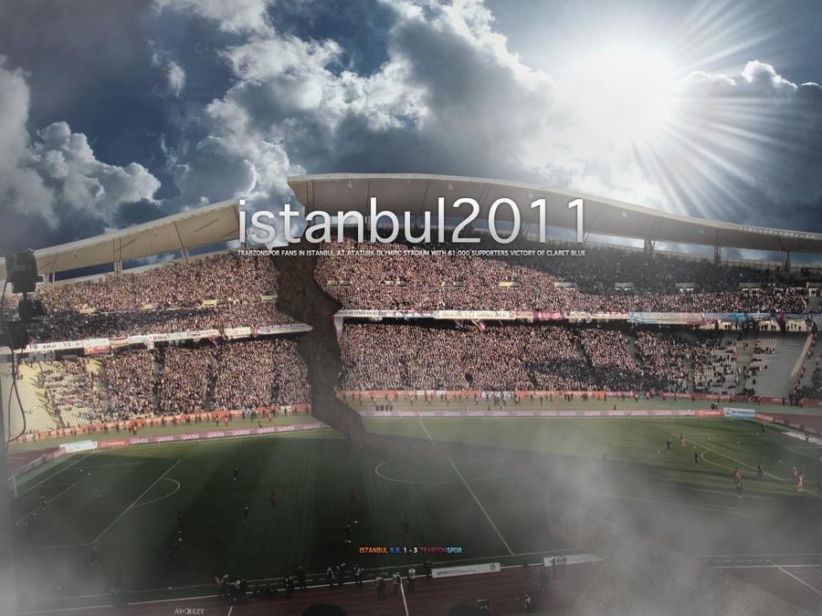 Istanbul Stadium by AYDeezy