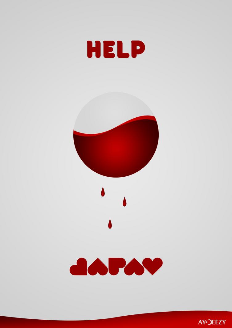 Help Japan by AYDeezy