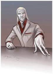 Sketchez: Kreg by Creature13