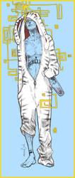 Tigrabbit'nah: 251010 by Creature13