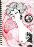 sketchbook'14 by Creature13