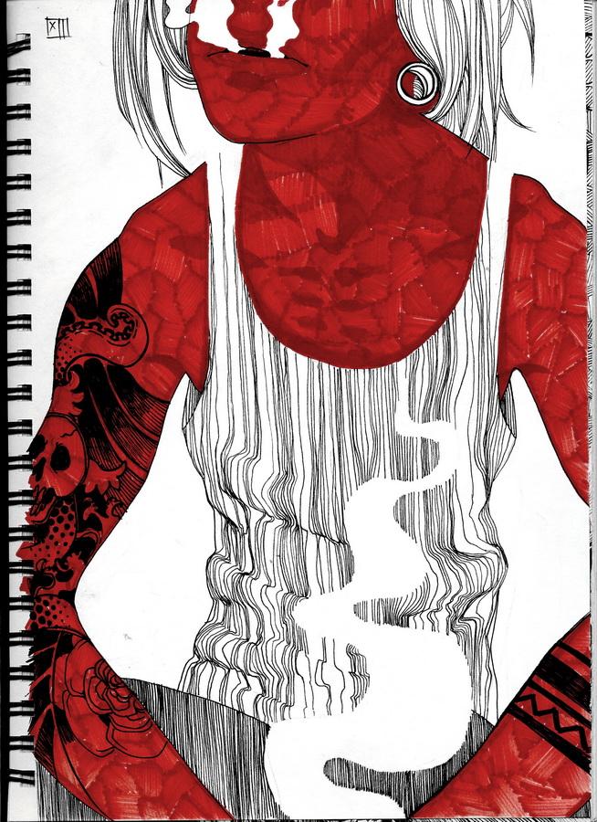 sketchbook'19 by Creature13