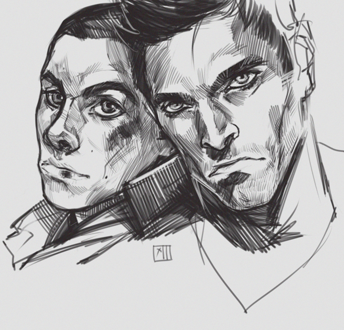 270912: Sterek by Creature13