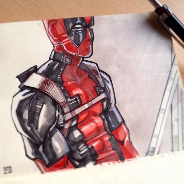 310714:sketchbook by Creature13