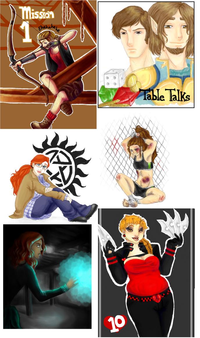 Art update by Zelle-Sama