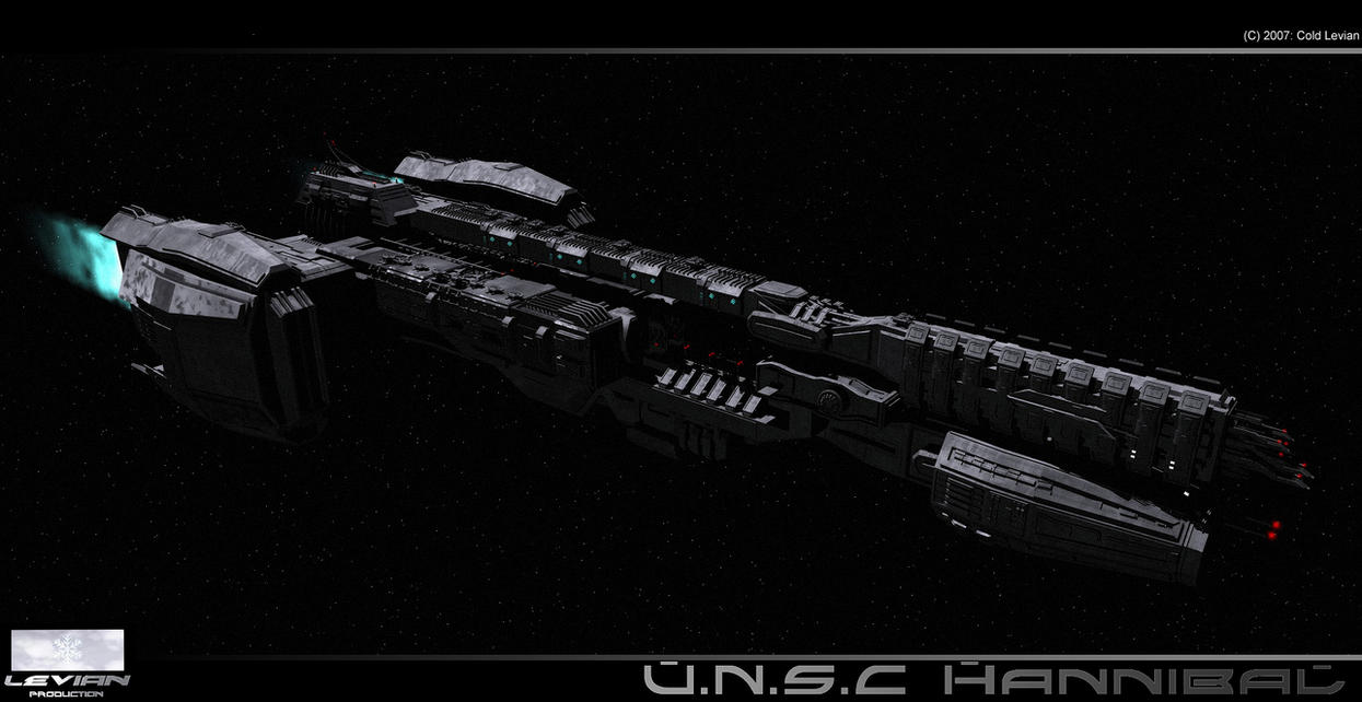 U.N.S.C Hannibal by Cold-Levian