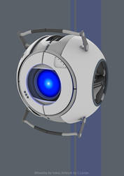 Wheatley by Cold-Levian
