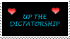 Dictatorship Stamp by eruthiel