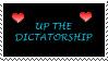 Dictatorship Stamp by eruthiel