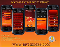 My Valentine by Blue_Ray by Brthemes