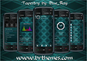 Tapestry by Blue_Ray by Brthemes