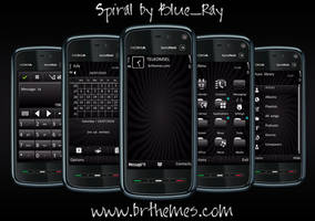 Spiral by Blue_Ray by Brthemes