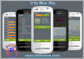 V by Blue_Ray by Brthemes