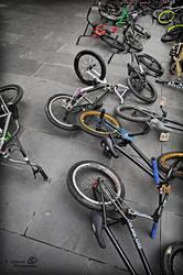 Bikes. by Boumbah