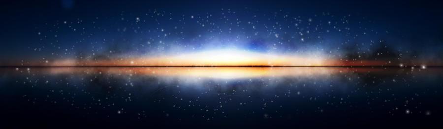 Galactic Horizon by KevDog32