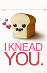Valentine for Bread Lovers II