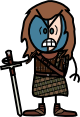 William Wallace - Braveheart by Thormag