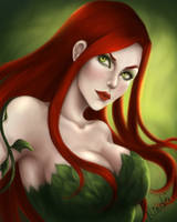Poison Ivy by Nindei