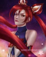 Star Guardian Jinx by Nindei