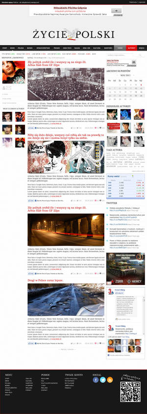 Zycie Polski Profil Blogera