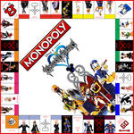 Monopoly: Kingdom Hearts