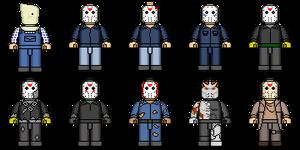 Lego Jason Voorhees