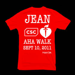 CDC Heartwalk Back