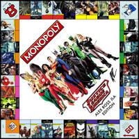 Monopoly: Alex Ross Edition by Jest84