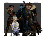 Acquisitions Incorporated: The 'C' Team Fanart