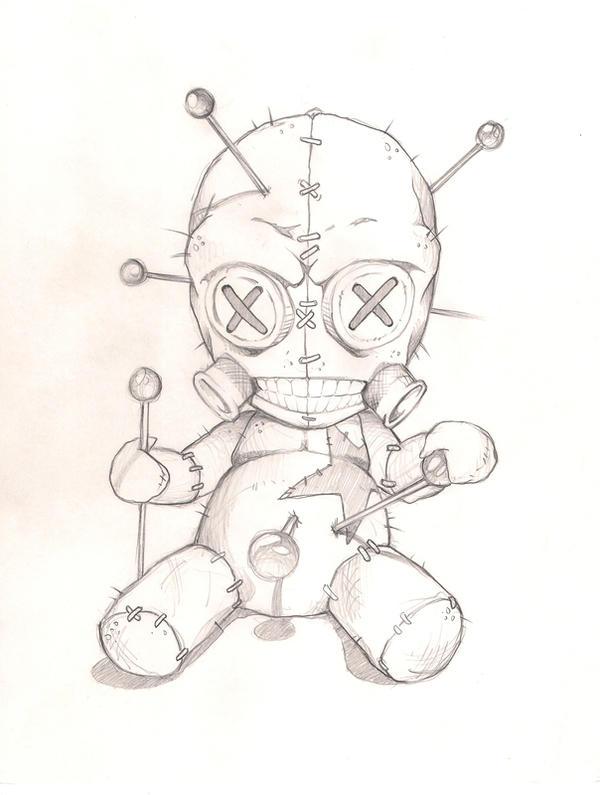 Voodoo Doll 2 By Joebananaz On DeviantArt